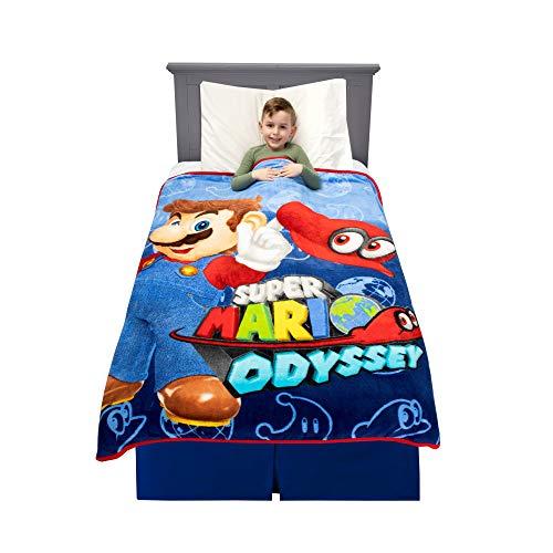 super mario baby bedding - 2