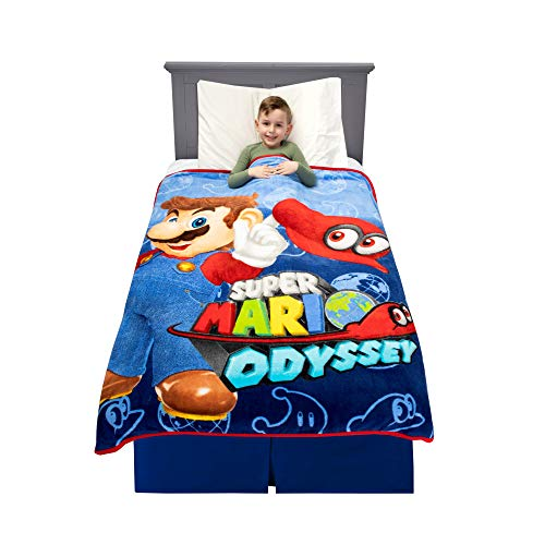 super mario baby bedding - 7