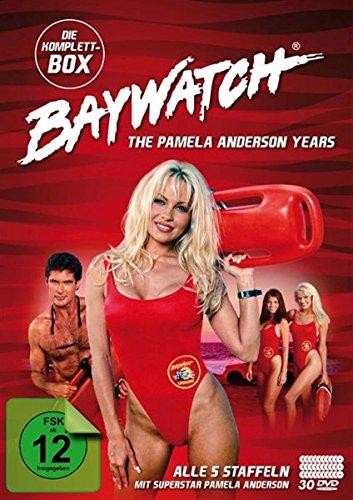 Baywatch - The Pamela Anderson Years - Die Komplettbox [30 DVDs]
