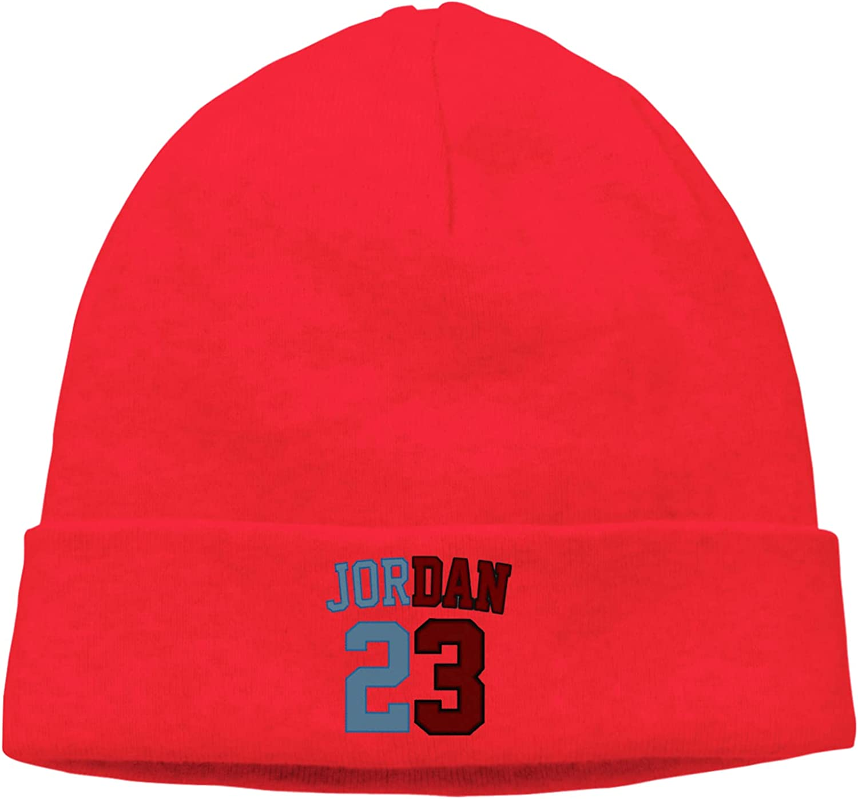 Jordan 23 Basketball God Michael Adult Knit Hat Beanie Hat Unisex Cap,Balaclava,Half Balaclava