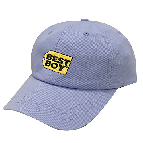 City Hunter C104 Best Boy Cotton Baseball Caps 18 Colors (Sky)