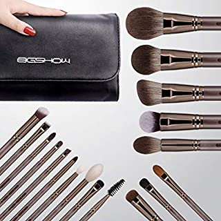 Professional Makeup Brush Set,Eigshow Makeup Brushes Perfect for Foundation Face Powder Blending Blush Bronzer Eyeliner Ey...
