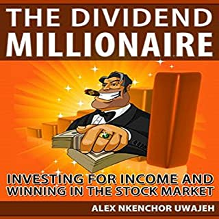 The Dividend Millionaire audiobook cover art