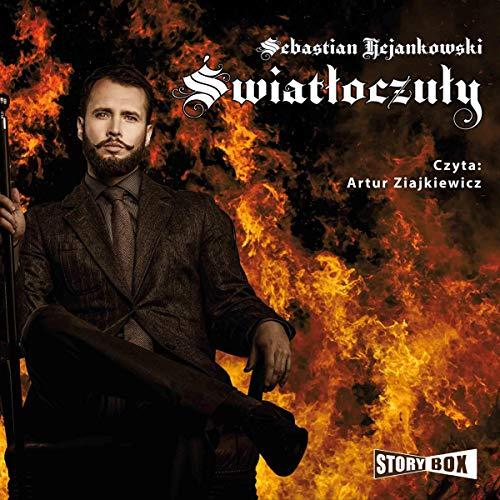 Światłoczuły audiobook cover art