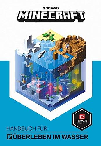 Minecraft, Handbuch Überleben im Wasser: Ein offizielles Minecraft-Handbuch