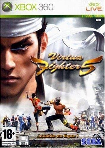 SEGA  Virtua Fighter 5