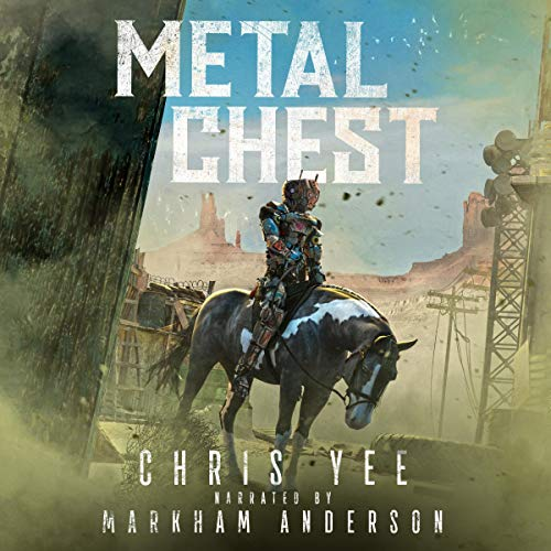 Metal Chest audiobook cover art
