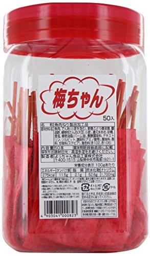 よっちゃん食品工業『梅ちゃん』