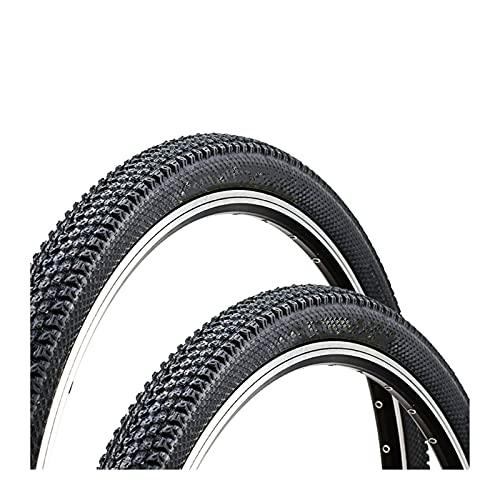 cubiertas bicicleta carretera Neumáticos De Bicicleta 2 Piezas, 26 * 2,1 27,5 * 1,75 27,5 * 1,95 60TPI Neumáticos De Bicicleta De Montaña 26 * 1,95 27,5 * 2,1 29 * 2,1 Neumáticos De Alambre De Acero