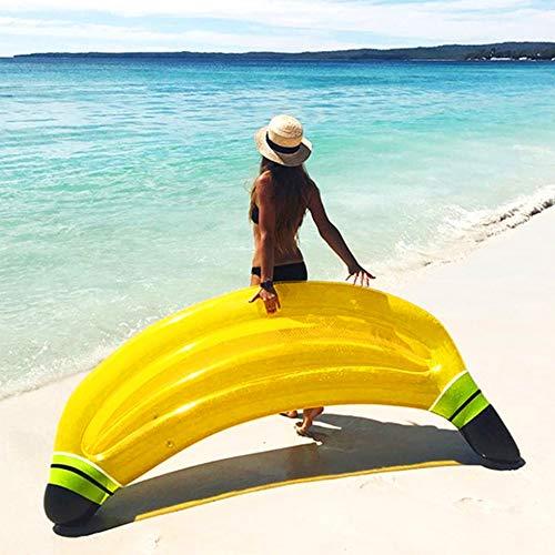 Verano Enorme Piscina de Agua Balsa Juguetes Inflables Flotador Tumbonas Anillo de Natación Colchón de Aire para Fiestas en la Piscina de Playa