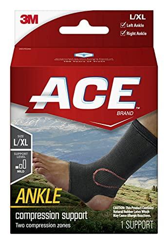ACE Elasto-Preene Ankle Support, Large/X-Large (B014SP5Z2U)