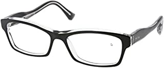 MU02IV - 2AF1O1 Rx Eyeglass Frame 54mm