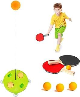de ping-pong pour adultes et enfants athl/ètes de pratique de 3 /étoiles de niveau professionnel pour lint/érieur et lext/érieur Lot de 10 balles de tennis de table
