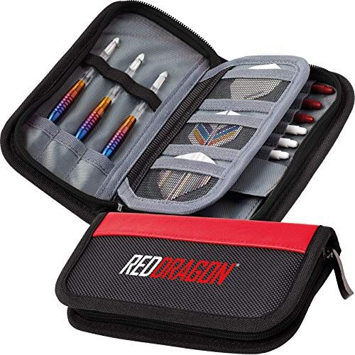 RED DRAGON Firestone I Darttasche Dart Case