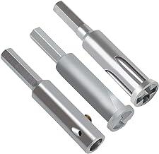 RETYLY Herramientas de torsión de alambre, 2,5/4 líneas planas, 3 líneas, 5 líneas, cable eléctrico universal, torcedor rápido de alambre con expansión para taladro eléctrico