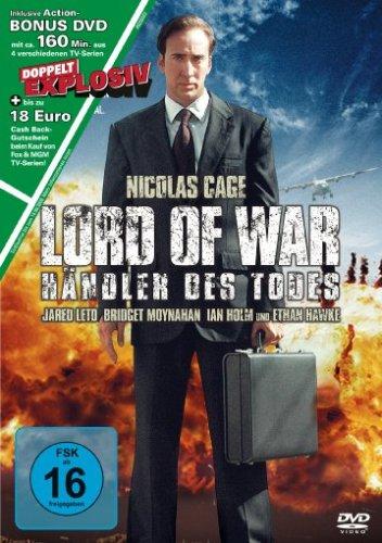 Lord of War - Händler des Todes (+ Bonus DVD TV-Serien)