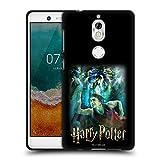 Head Case Designs Officiel Harry Potter Triwizard sous l'eau Goblet of Fire III Coque Noir en Gel...