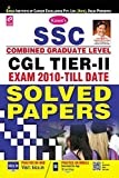 SSC CGL Tier II Exam 2010 Till Date Solved Papers English - 2321