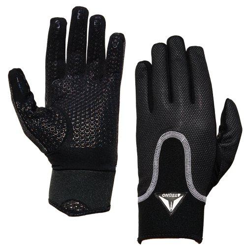 ATTONO Winter Golfhandschuhe Golf Winter Handschuhe Damen Herren Jugendliche - Größe: 9