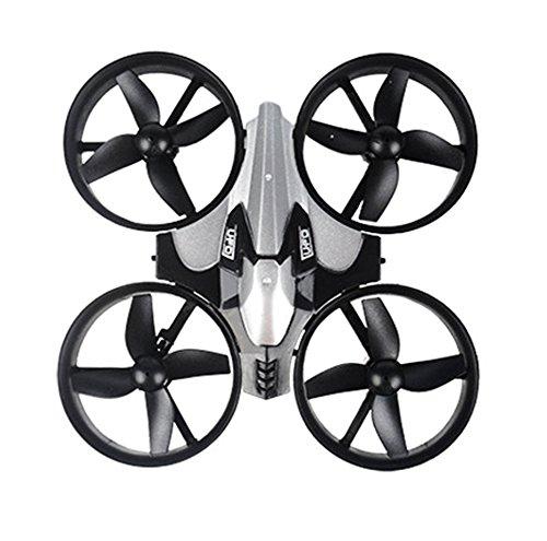 Drone RC Drone One Key Return RC Helicopter -02 8B – Meilleurs jouets pour enfants gris