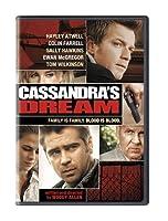 [北米版DVD リージョンコード1] CASSANDRA'S DREAM / (WS)