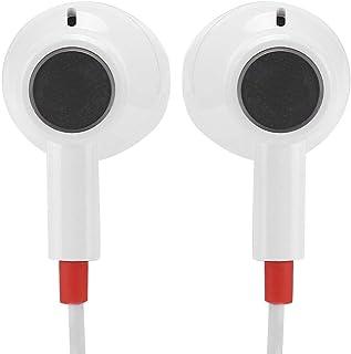 $34 » Bewinner1 White Type-C Wired Earphone,Ergonomic Design Comfortable Headphone,Heavy Bass Mode KTV Sound Effect Headset,Cute in-Ear Earphone with Microphone