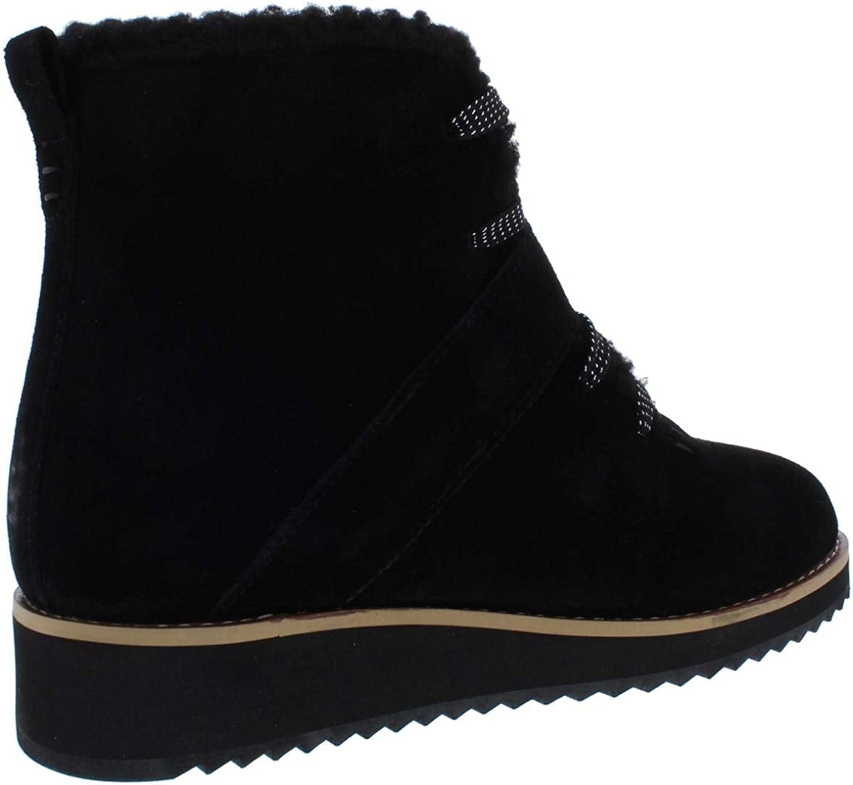 Womens Elissaa Leather Closed Toe Ankle Cold Weather Boots Style /& Co