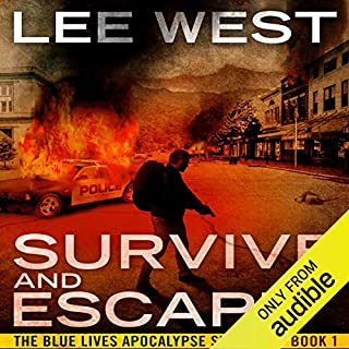 Survive and Escape audiobook cover art