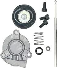 Autu Parts Carburetor Accelerator Pump Diaphragm Rebuild Kit fits 2003-2007 CRF450R CRF450X Z155 FCR Carb Repair Replacement Kit