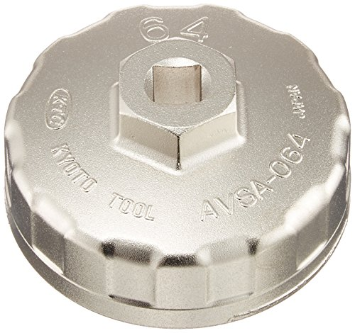 KTC (京都機械工具) カップ型オイルフィルターレンチ AVSA-064