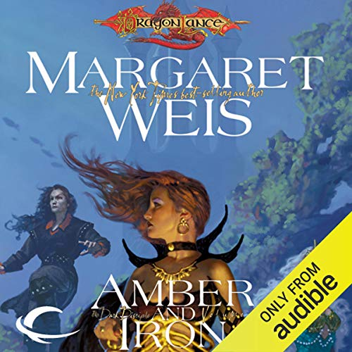 Amber and Iron audiobook cover art