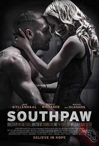 Southpaw Movie Poster (68,58 x 101,60 cm)