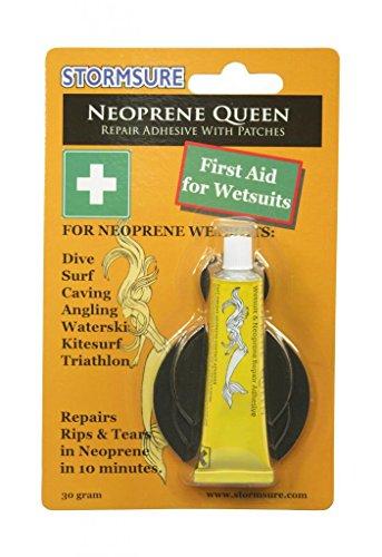 Stormsure Neoprenanzug Queen Glue Schnellhilfe für Neoprenanzüge - NUR LEIM
