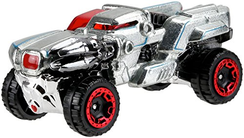 Hot Wheels DC Cyborg, Vehicle