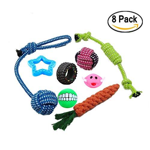 Interactivo perro juguetes para pequeñas y medianas perros ...
