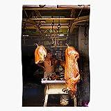 Heeled Penang Pork Chinese Barbecue Malaysia Roasted Life