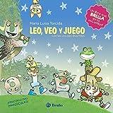 Leo, veo y juego con las vocales divertidas (Castellano - A PARTIR DE 3 AÑOS - LIBROS DIDÁCTICOS - Las divertidas aventuras de las letras y los números)