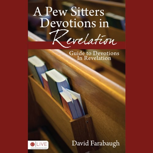 A Pew Sitter's Devotions in Revelation audiobook cover art