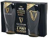 Guinness–Set di 2bicchieri, decorazione: arpa