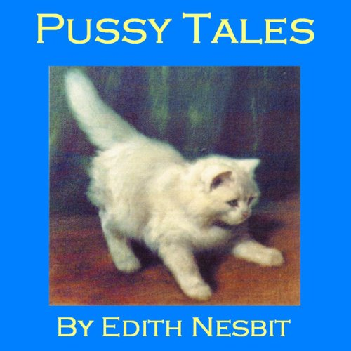 Pussy Tales audiobook cover art