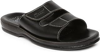 PARAGON Vertex Men's Black Flip-Flops