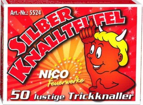 Nico Knallteufel 50er, Klasse 1, im Karton