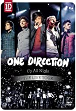One Direction: Up All Night - The Live Tour (U.S. Version) by Columbia by David Barnard