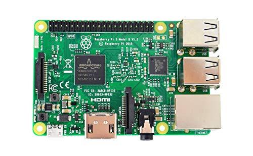 Preisvergleich Produktbild Raspberry Pi 3 Model B Board 1 GB