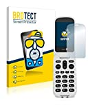 BROTECT 2X Entspiegelungs-Schutzfolie kompatibel mit Doro 6050 Bildschirmschutz-Folie Matt, Anti-Reflex, Anti-Fingerprint