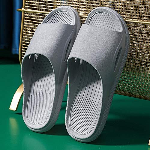 Coral Vaughan 2021 Nuove Pantofole Femminili Stagioni estive Coppie deodoranti Antiscivolo Mute per Uso domestico-40-41