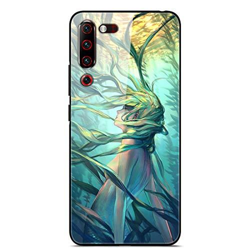 HUAYIJIE YLBL Case For Lenovo Z6 pro Phone Case Cover 19