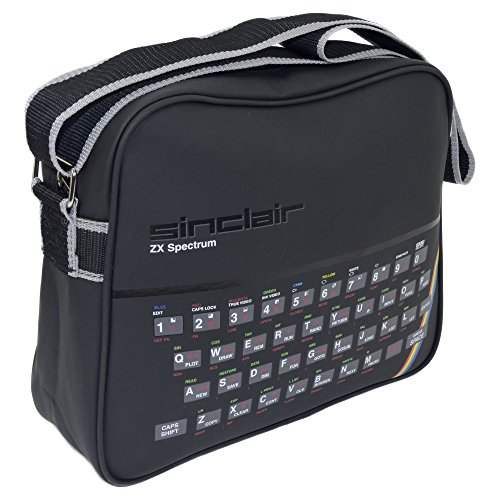 Spectrum bag - cool retro Sinclair ZX Spectrum Bag. 80s gaming gamer Gift For Him her