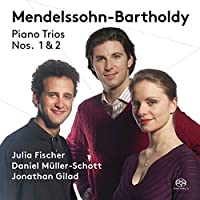 Piano Trios Nos 1&2 (Hybr)