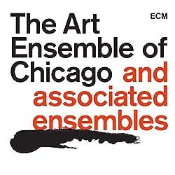 cheap Chicago Art Ensemble and related ensembles [21 CD]